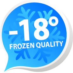 frozen quality logo