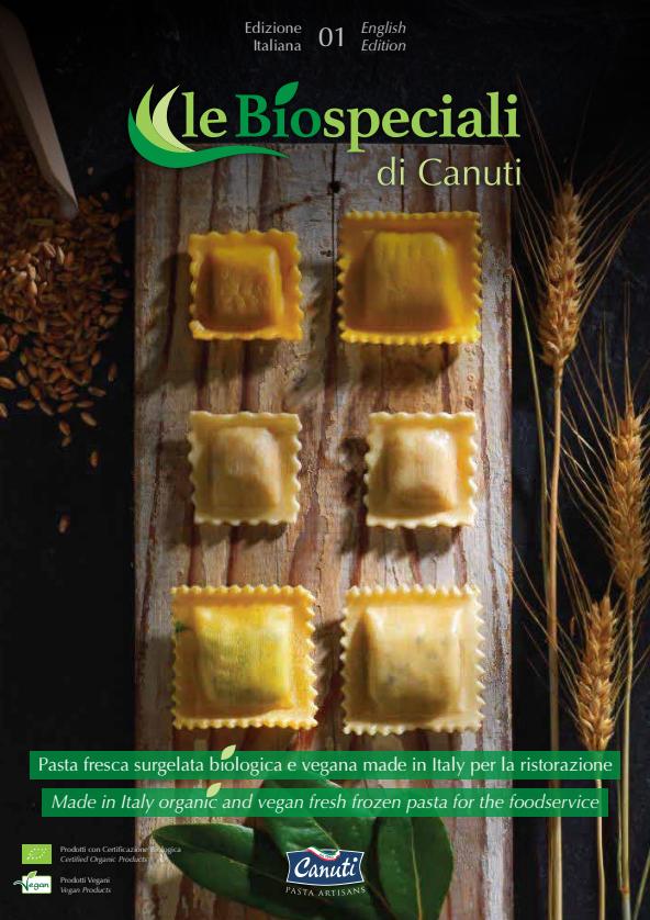 """Catalogue lines<br /> """"le Biospeciali""""</p> <p>ITALIANO / ENGLISH"""