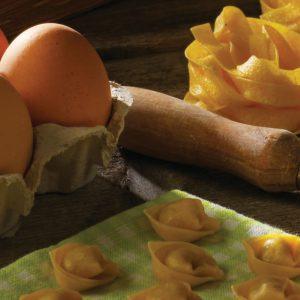 La produzione artigianale della pasta fresca surgelata